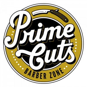 Logo Prime Cuts Barber Zone