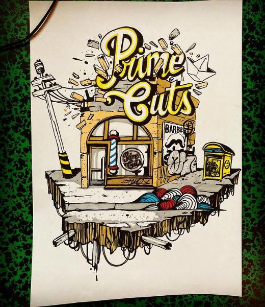 Prime Cuts, votre barbier à Metz vous accueille du mardi au samedi