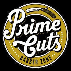 Logo Prime Cuts Barber Zone